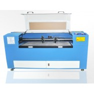 cloth and letather laser cutting machine