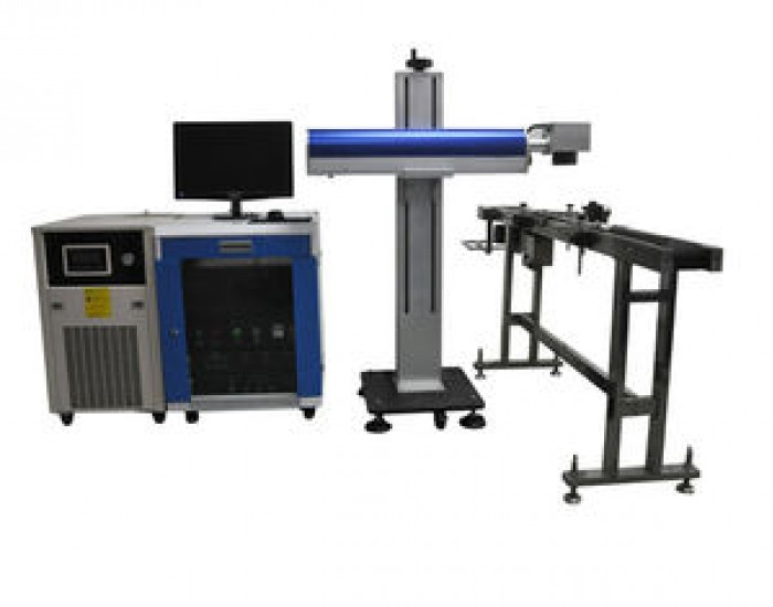 Automatic on-line Laser Marking Machine