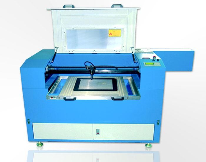 High precision laser cutting machine