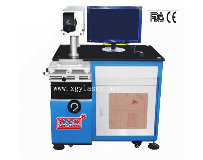 UV LASER FOR IPHONE IPAD USD CABLE ENGRAVING MARKING MACHINE
